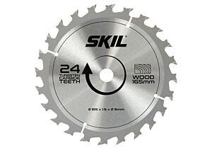SKIL Carbide-tipped blade  (Ø 165 mm, 24 teeth)